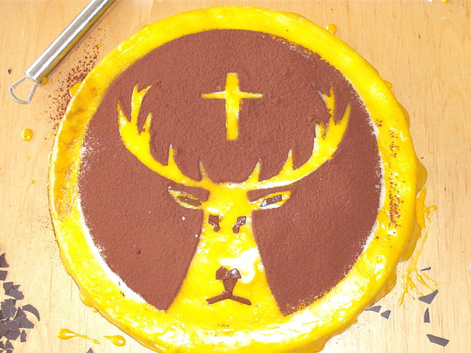 Jägermeister Kuchen Mit Logo 4