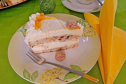 Pfirsich-Amaretto-Torte 2