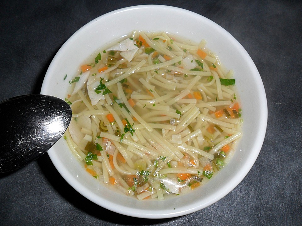 nudelsuppe