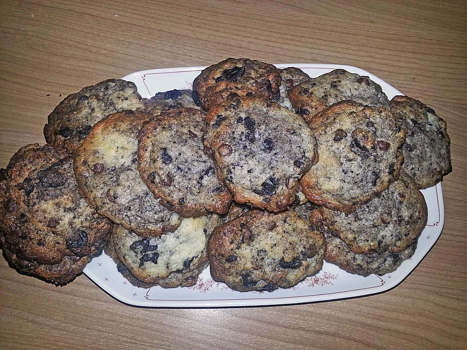 oreo cheesecake cookies rezept mit bild von blackvivaz. Black Bedroom Furniture Sets. Home Design Ideas