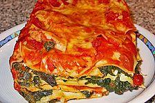 Vegetarische Lasagne à la Julia
