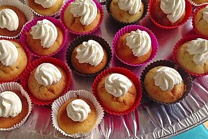 Saftige Marmor Cupcakes