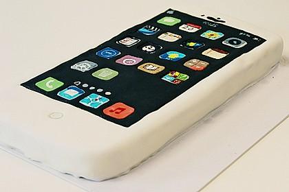 iPhone 5 Apfelkuchen