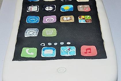 iPhone 5 Apfelkuchen 2