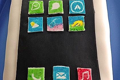 iPhone 5 Apfelkuchen 5