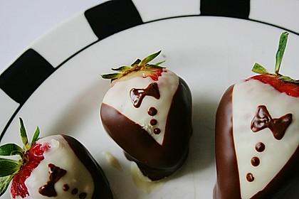Erdbeeren im Anzug 2
