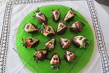 Erdbeeren im Anzug 3
