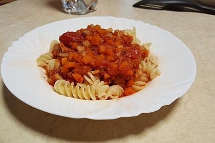 Karotten-Sellerie Bolognese 18