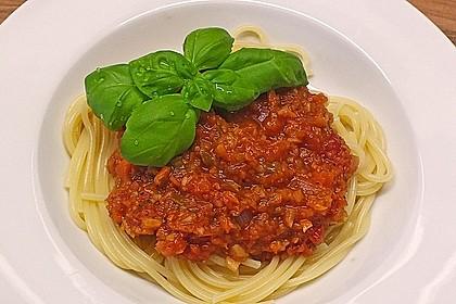 Karotten-Sellerie Bolognese 1