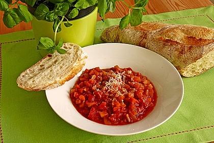 Karotten-Sellerie Bolognese 9