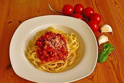 Karotten-Sellerie Bolognese 3