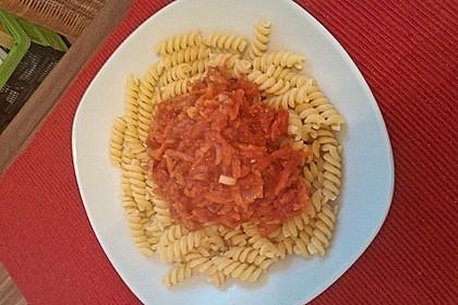 Karotten-Sellerie Bolognese 14