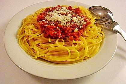 Karotten-Sellerie Bolognese 10