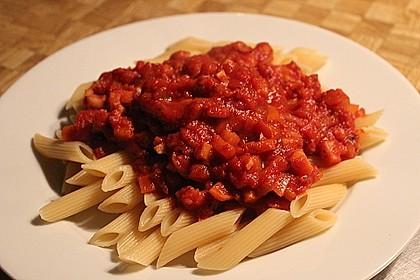 Karotten-Sellerie Bolognese 8
