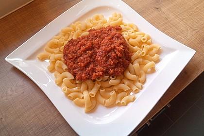 Karotten-Sellerie Bolognese 16