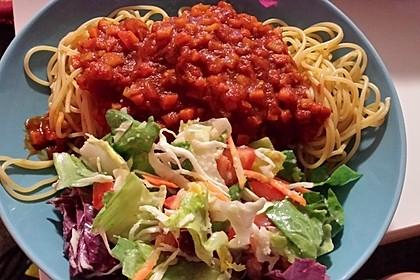 Karotten-Sellerie Bolognese 12