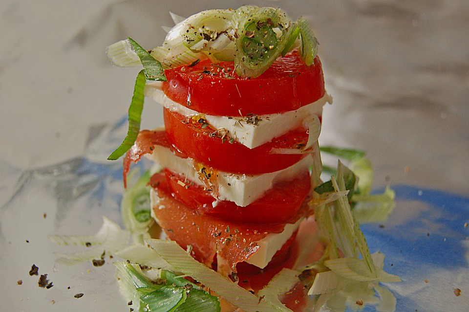 schafsk se mit tomaten in folie rezept mit bild. Black Bedroom Furniture Sets. Home Design Ideas