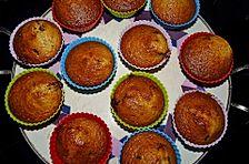 Muffin-Grundteig mit Variationsmöglichkeiten