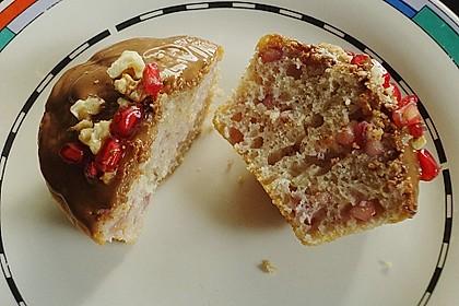 Granatapfel-Muffins 3