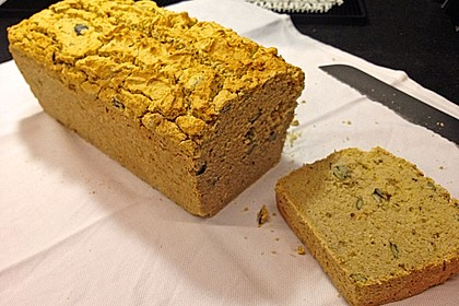Kerniges Mais-Buchweizenbrot 1