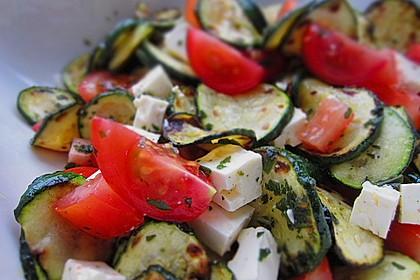 Zucchini-Tomaten-Salat 5