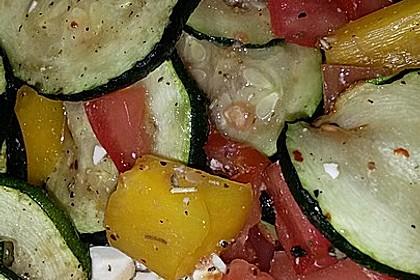 Zucchini-Tomaten-Salat 14