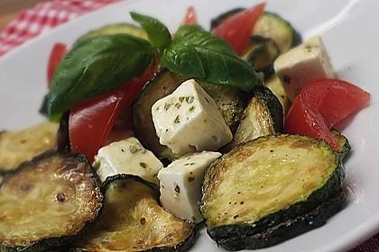 Zucchini-Tomaten-Salat 2