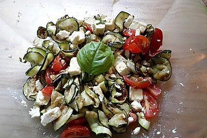 Zucchini-Tomaten-Salat 4