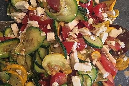 Zucchini-Tomaten-Salat 12