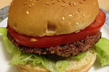 Vegetarische Burger 24