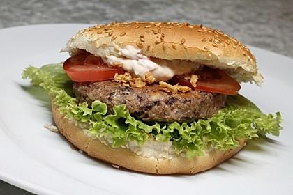 Vegetarische Burger 7