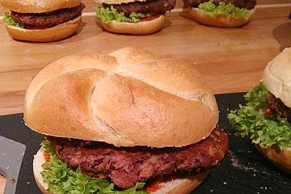 Vegetarische Burger 29
