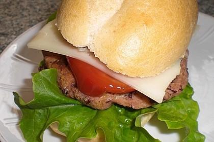 Vegetarische Burger 33