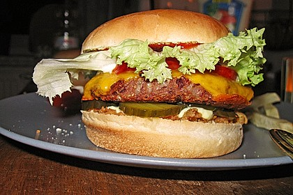 Vegetarische Burger 7
