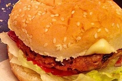 Vegetarische Burger 32