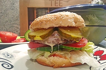 Vegetarische Burger 10