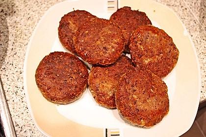 Vegetarische Burger 26