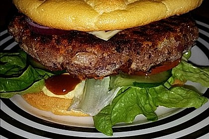 Vegetarische Burger 23
