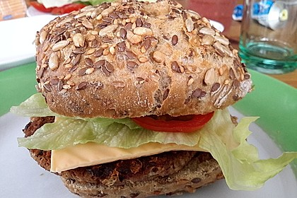 Vegetarische Burger 14