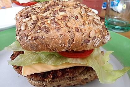 Vegetarische Burger 18