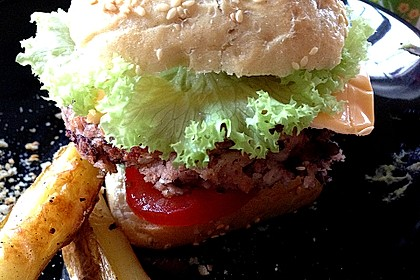 Vegetarische Burger 16