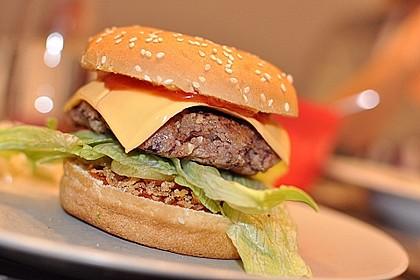 Vegetarische Burger 3