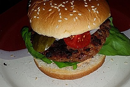 Vegetarische Burger 22