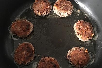 Vegetarische Burger 41