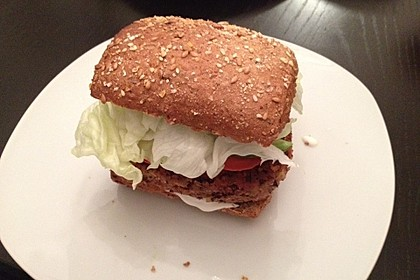 Vegetarische Burger 33
