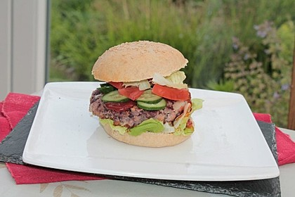 Vegetarische Burger 21