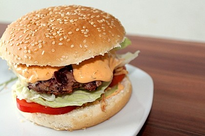 Vegetarische Burger 6