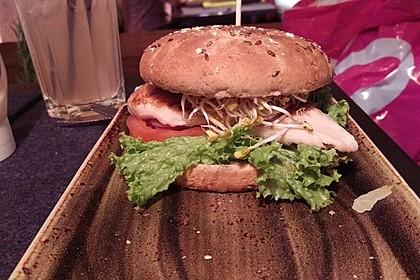Vegetarische Burger 23