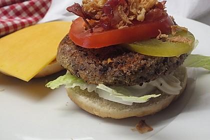 Vegetarische Burger 16