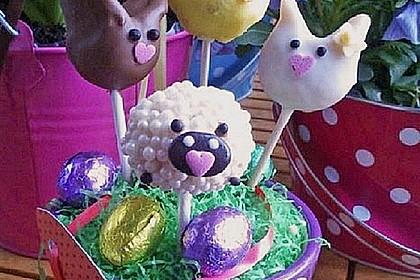 Easter Cake Pops 0